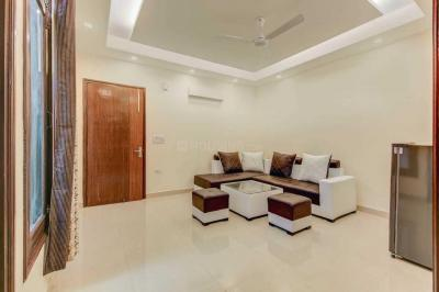 Gallery Cover Image of 1600 Sq.ft 3 BHK Independent Floor for rent in Chhattarpur for 25000