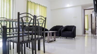 Living Room Image of C 906, Whistling Meadows in Bavdhan