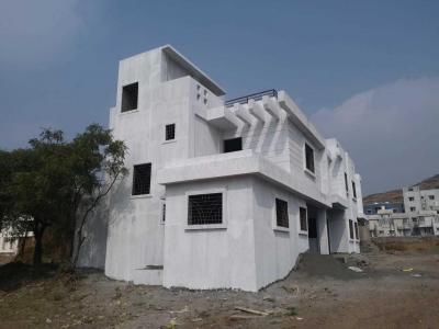 Gallery Cover Image of 1300 Sq.ft 3 BHK Independent House for buy in Lohegaon for 5200000