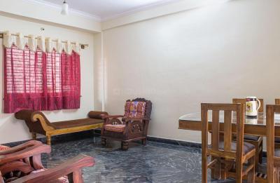 Living Room Image of PG 4643635 Maruthi Sevanagar in Maruthi Sevanagar