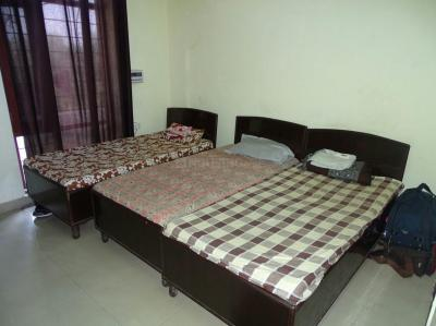 Bedroom Image of Jmd PG in Sector 33