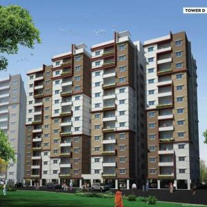 Gallery Cover Image of 1555 Sq.ft 3 BHK Apartment for buy in Nacharam for 9000000