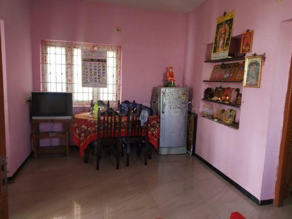 Hall Image of 720 Sq.ft 1 BHK Apartment for rent in Vjayapuram for 6300