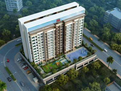 Gallery Cover Image of 665 Sq.ft 1 BHK Apartment for buy in GeeCee Aspira 206, New Panvel East for 5915000