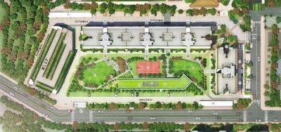 Gallery Cover Image of 898 Sq.ft 2 BHK Apartment for buy in Godrej Boulevard, Manjari Budruk for 5310000