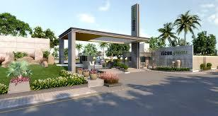 Gallery Cover Image of 2115 Sq.ft 3 BHK Villa for buy in JP Iscon Greens, Ghuma for 18000000