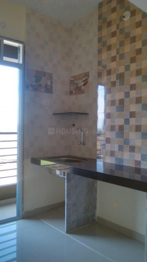 Kitchen Image of 310 Sq.ft 1 RK Apartment for buy in Dombivli West for 1987500
