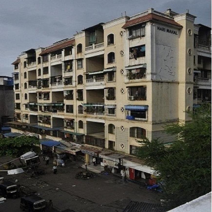 Building Image of 1200 Sq.ft 2 BHK Apartment for buy in New Panvel East for 7500000