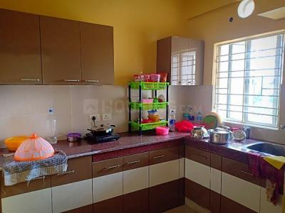 Gallery Cover Image of 1535 Sq.ft 3 BHK Apartment for rent in Sureka Sunrise Point, New Town for 25000
