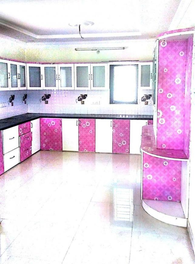 Kitchen Image of 3400 Sq.ft 4 BHK Villa for rent in Bhadurpalle for 25000
