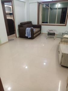 Gallery Cover Image of 650 Sq.ft 1 BHK Apartment for rent in Galaxy Heights, Goregaon West for 27000
