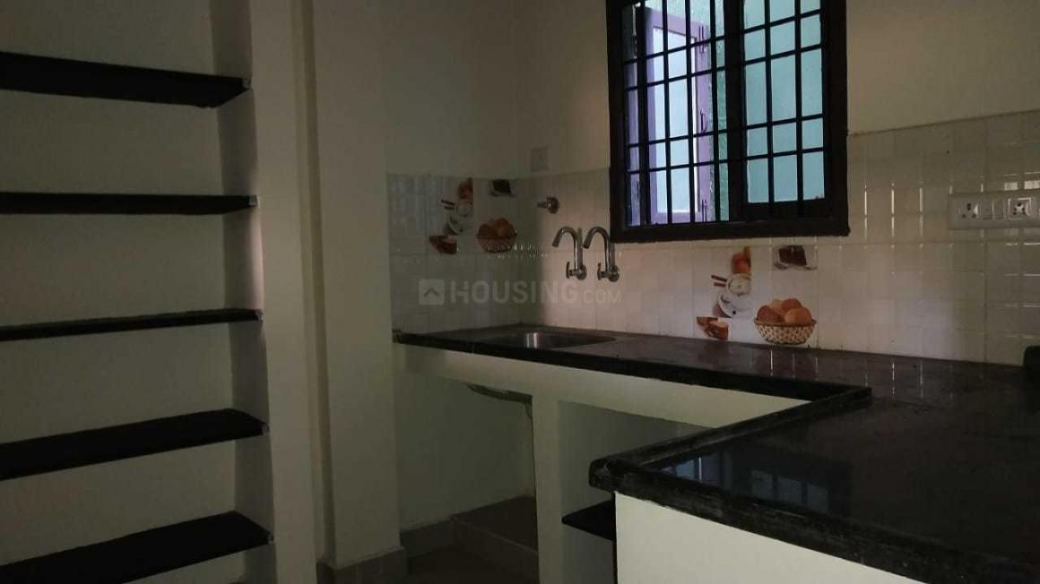 Kitchen Image of 535 Sq.ft 1 BHK Apartment for buy in Kundrathur for 1926000