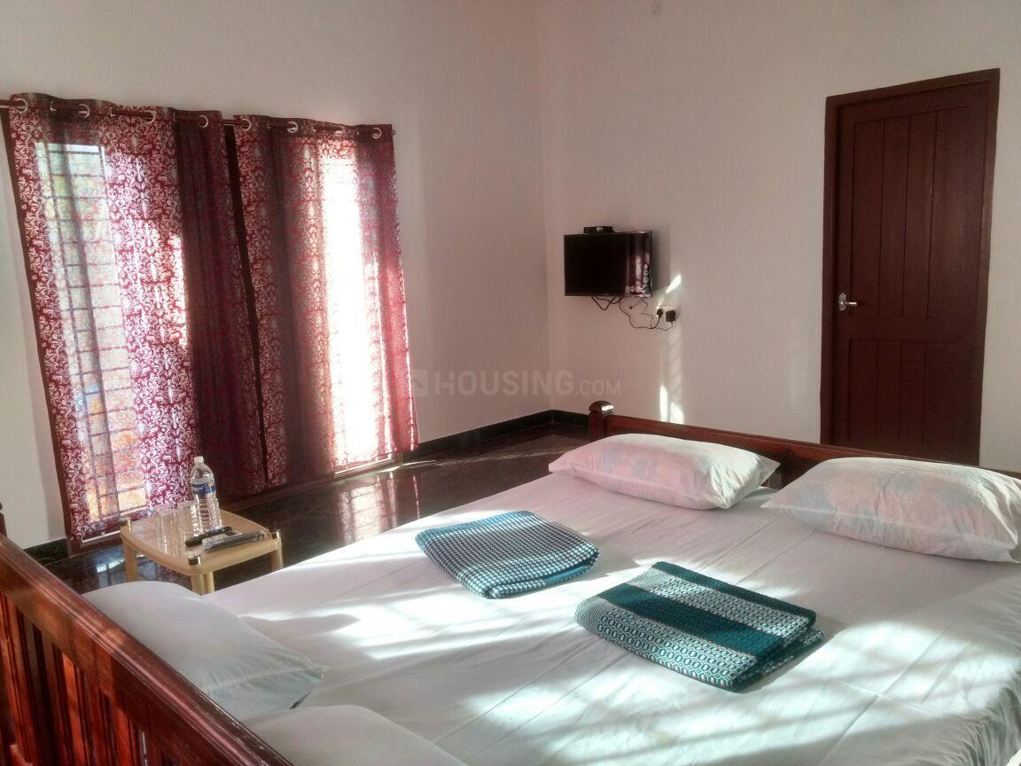 Bedroom Image of 1800 Sq.ft 3 BHK Apartment for rent in Mahindra World City for 30000