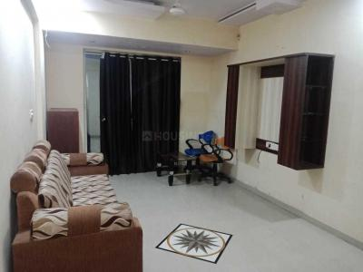 Gallery Cover Image of 660 Sq.ft 1 BHK Apartment for rent in Seawoods for 19000