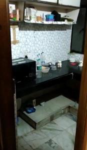 Kitchen Image of Praveen PG in Govindpuri