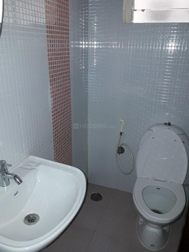 Common Bathroom Image of 1250 Sq.ft 2 BHK Independent Floor for rent in Amrutahalli for 18000