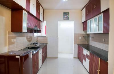 Kitchen Image of Banyan Tree Apartments in Kadubeesanahalli
