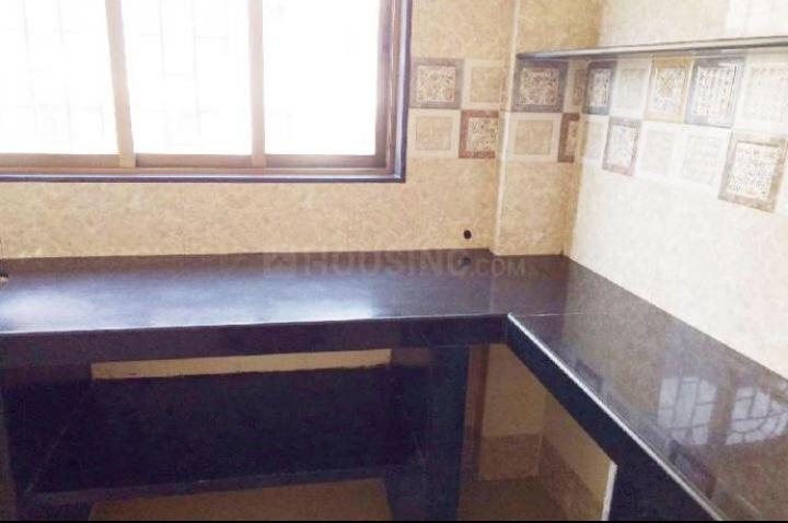 Kitchen Image of 536 Sq.ft 1 BHK Apartment for rent in Nerul for 18000