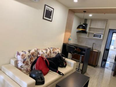 Gallery Cover Image of 650 Sq.ft 1 BHK Apartment for rent in Sector 67 for 27000