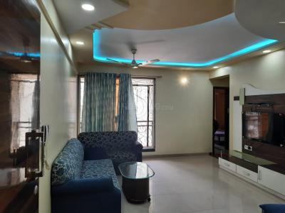 Gallery Cover Image of 1200 Sq.ft 2 BHK Apartment for rent in Lakhani Aura, Ulwe for 25000