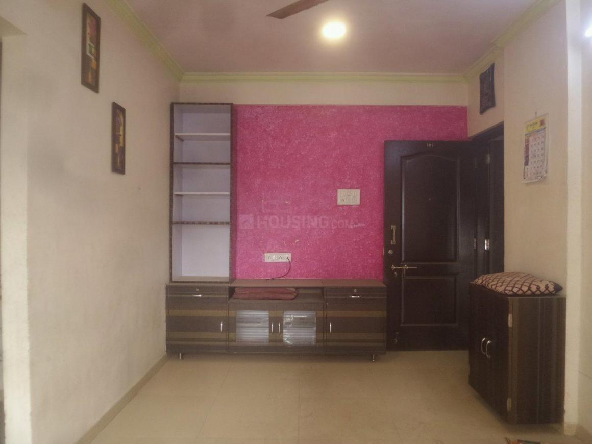 Living Room Image of 650 Sq.ft 1 BHK Apartment for rent in Nalasopara East for 7000