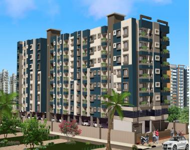 Gallery Cover Image of 747 Sq.ft 2 BHK Apartment for buy in Industrial Area for 1800000