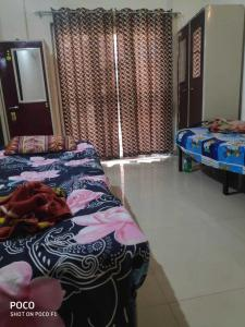 Bedroom Image of PG 4314456 Wadgaon Sheri in Wadgaon Sheri
