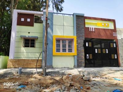 Gallery Cover Image of 1200 Sq.ft 3 BHK Independent House for buy in Cheemasandra for 5500000