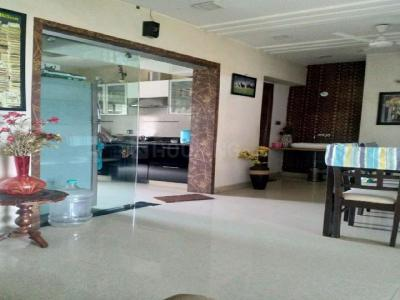 Gallery Cover Image of 1050 Sq.ft 2 BHK Apartment for rent in Metro Tulsi Kamal, Kharghar for 25000