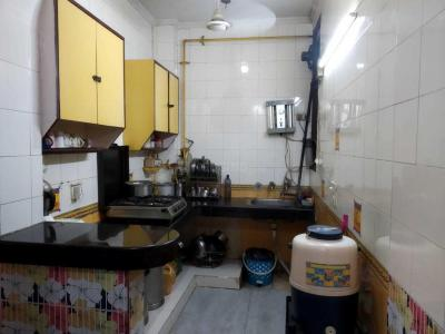 Kitchen Image of Neeta's PG in Lajpat Nagar