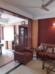 Gallery Cover Image of 1224 Sq.ft 3 BHK Apartment for rent in Ballygunge for 44000