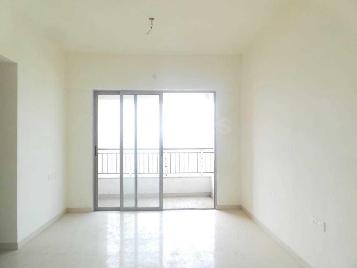 Living Room Image of 680 Sq.ft 1 BHK Apartment for rent in Dombivli East for 7000