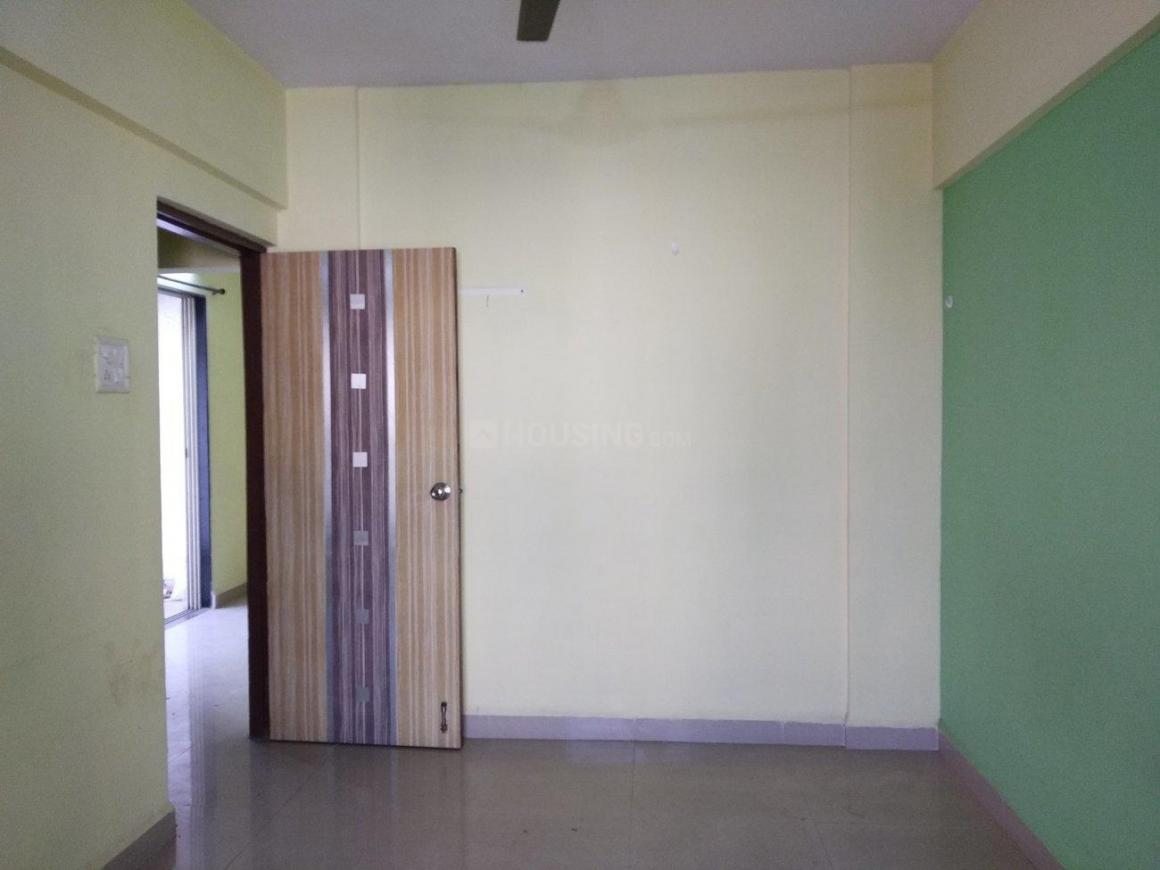 Bedroom Image of 400 Sq.ft 1 RK Apartment for rent in Airoli for 9000
