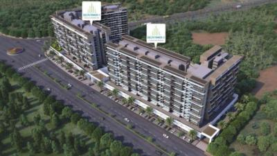 Gallery Cover Image of 1351 Sq.ft 2 BHK Apartment for buy in Delta CHS, Kharghar for 11500000