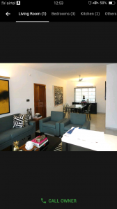Gallery Cover Image of 2700 Sq.ft 3 BHK Apartment for rent in Malabar Hill for 275000