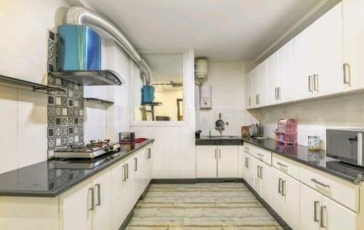 Kitchen Image of PG 4442869 Arjun Nagar in Arjun Nagar