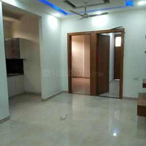 Gallery Cover Image of 1300 Sq.ft 3 BHK Independent Floor for buy in Niti Khand for 5800000
