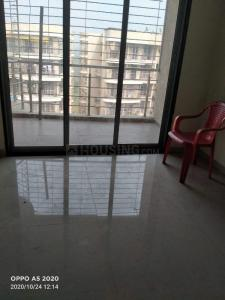 Gallery Cover Image of 720 Sq.ft 1 BHK Apartment for rent in Swastik Abhishek, Ulwe for 8000