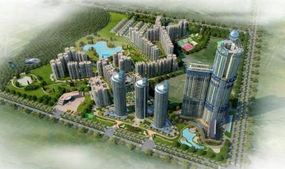 Gallery Cover Image of 2223 Sq.ft 3 BHK Apartment for buy in Supertech ORB, Sector 74 for 14449500