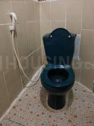 Common Bathroom Image of 700 Sq.ft 2 BHK Apartment for rent in Vashi for 55000