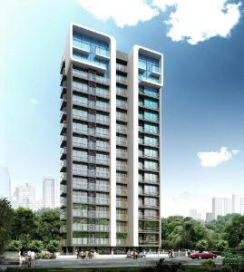 Gallery Cover Image of 521 Sq.ft 2 BHK Apartment for buy in Thane West for 10260000