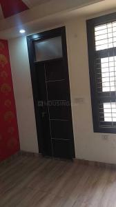Gallery Cover Image of 500 Sq.ft 1 BHK Independent Floor for rent in Shalimar Garden for 6500