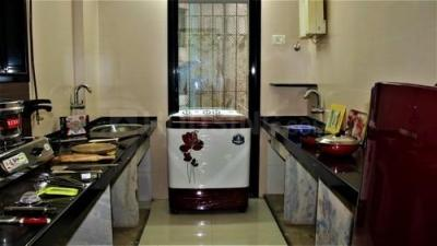 Kitchen Image of Jyotsna's Nest in Mulund East