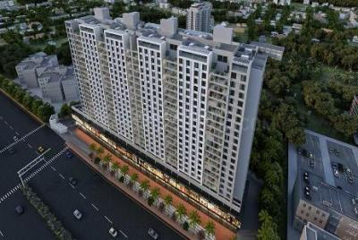 Gallery Cover Image of 1115 Sq.ft 2 BHK Apartment for buy in Bavdhan for 8000000
