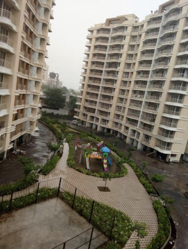 Living Room Image of 995 Sq.ft 2 BHK Apartment for rent in Bhiwandi for 8000