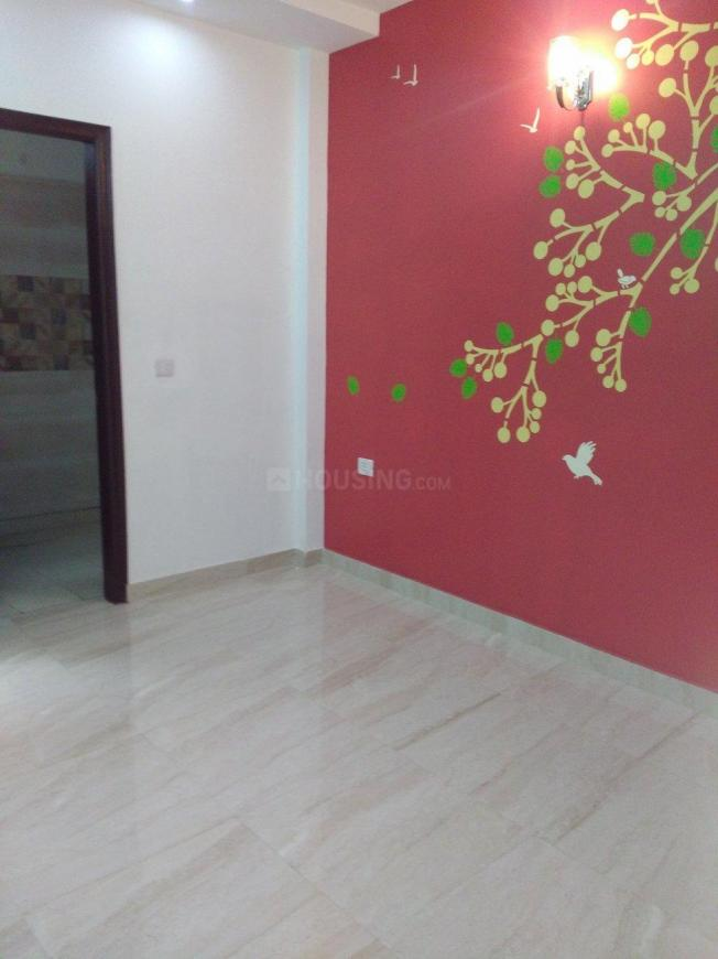 Bedroom Image of 560 Sq.ft 1 BHK Independent Floor for buy in Noida Extension for 1475000
