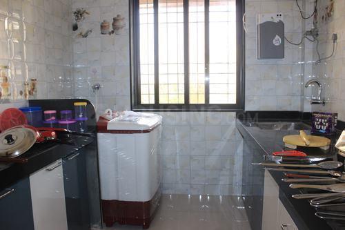 Kitchen Image of Inderjit And Manjinder's Nest in Malad West