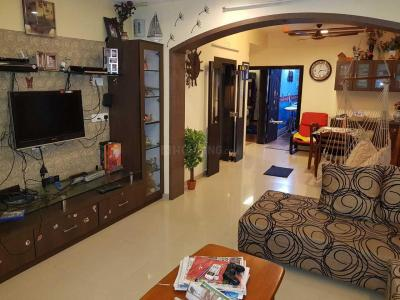 Gallery Cover Image of 1850 Sq.ft 3 BHK Apartment for rent in Vastrapur for 35000