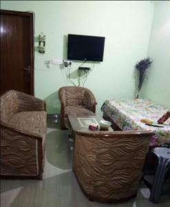 Living Room Image of PG 4194023 Sector 7 Rohini in Sector 7 Rohini