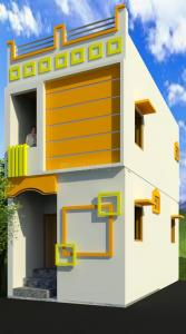 Gallery Cover Image of 874 Sq.ft 2 BHK Villa for buy in Perungalathur for 4200000